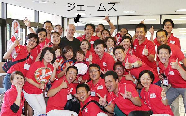 ボランティアチーム「Team2000」